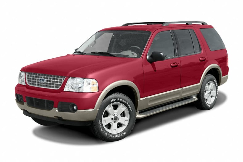 2004 Ford Explorer Information