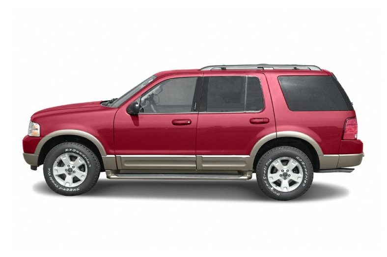 2004 ford explorer xlt 4.6l 4dr 4x4 pricing and options