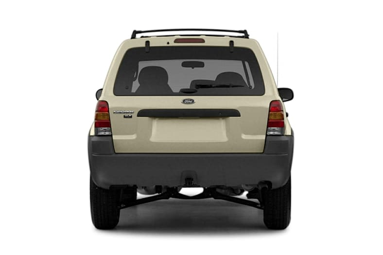 2004 Ford Escape Xls Value Front Wheel Drive Pictures