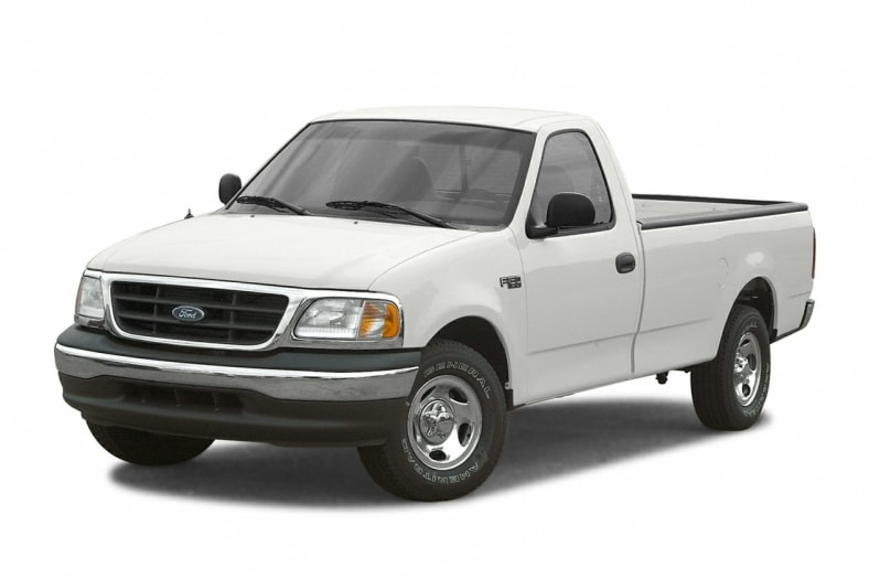 2004 ford f-150 heritage information