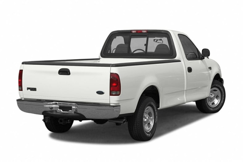 2004 Ford F-150 Heritage Exterior Photo