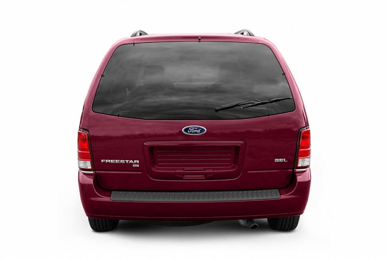 2004 Ford Freestar Pictures