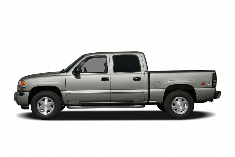 2004 Gmc Sierra 1500 >> 2004 Gmc Sierra 1500 Slt 4x4 Crew Cab 5 7 Ft Box 143 5 In Wb Specs And Prices