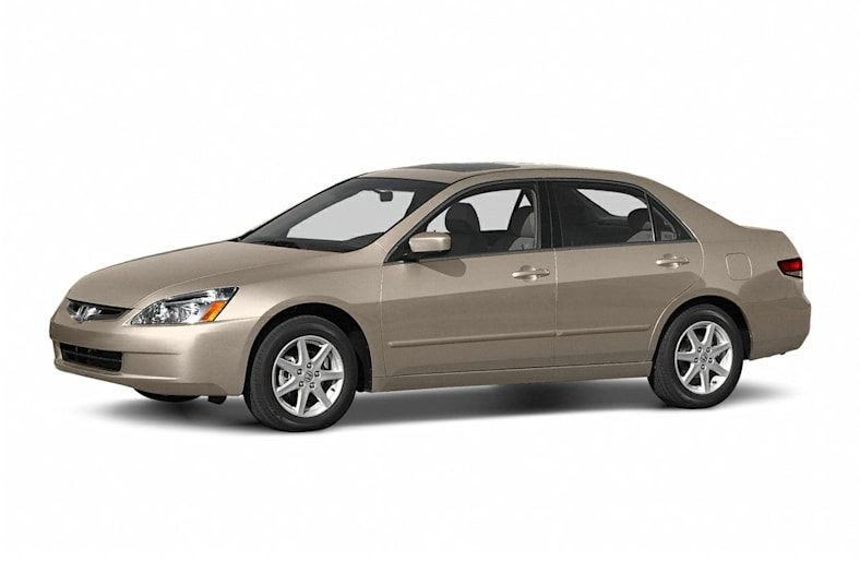 2004 Honda Accord Information
