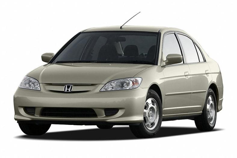 2004 honda civic hybrid w ulev 4dr sedan information. Black Bedroom Furniture Sets. Home Design Ideas