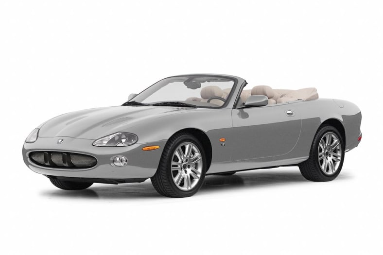 2004 XKR