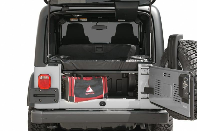 2004 jeep wrangler horsepower