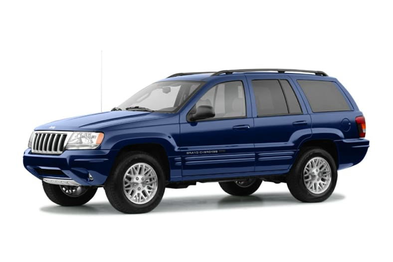 2004 Jeep Grand Cherokee Information