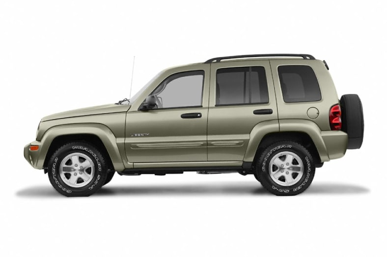 2004 Jeep Liberty Pictures