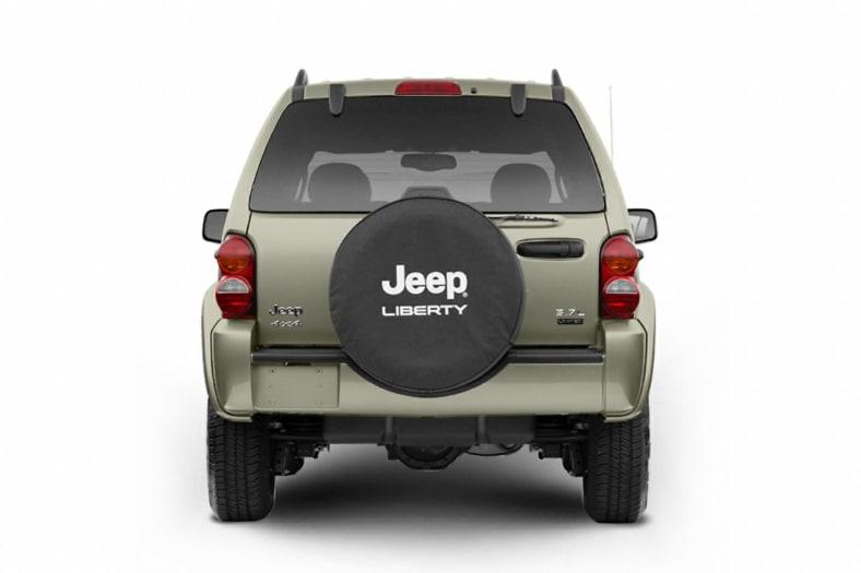 2004 Jeep Liberty Exterior Photo