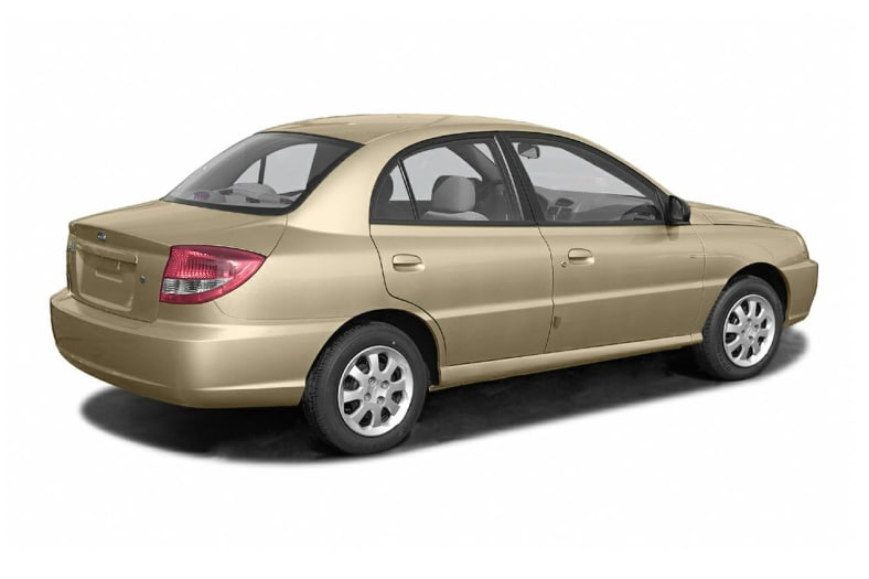 2004 Kia Rio Exterior Photo