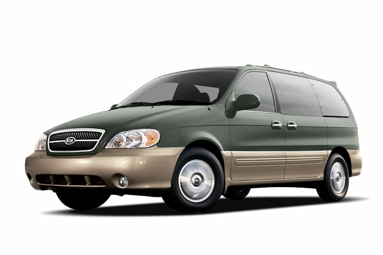 2004 Kia Sedona Exterior Photo
