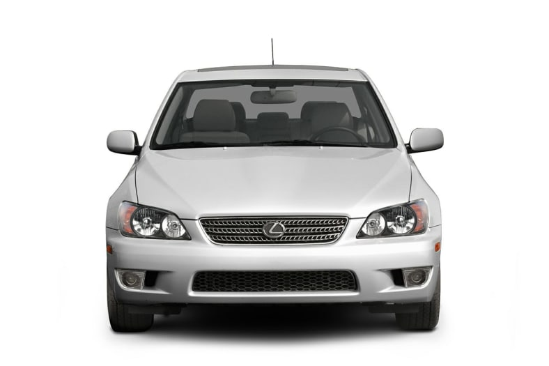 2004 Lexus IS 300 Exterior Photo