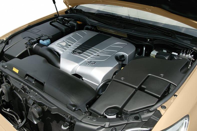 2004 Lexus LS 430 Exterior Photo