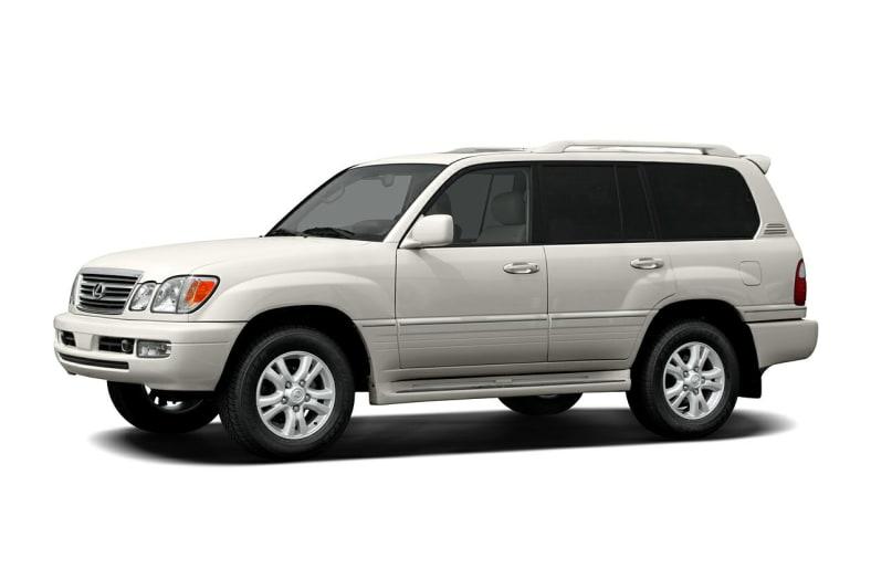 2004 LX 470