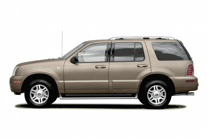 2004 Mountaineer