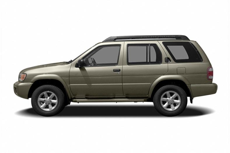 Nissan Pathfinder Le 2002 For Sale >> 2004 Nissan Pathfinder Pictures