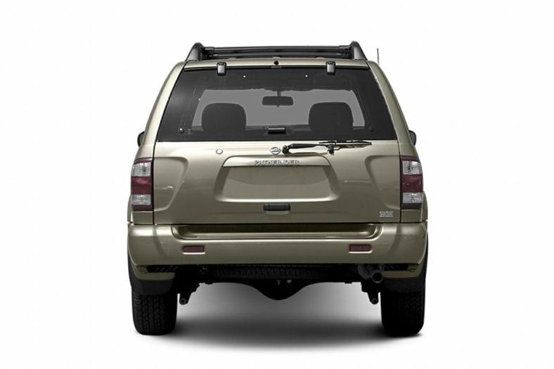 2004 Nissan Pathfinder Pictures