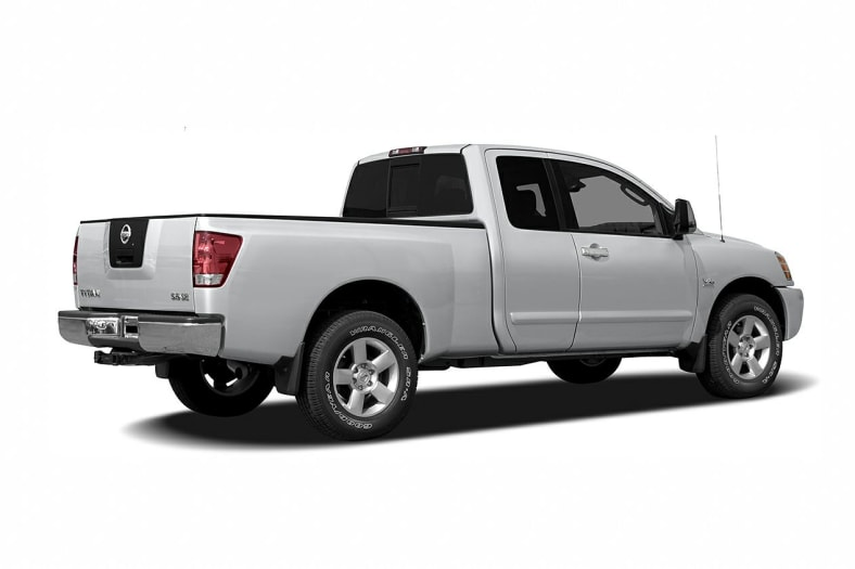 2004 nissan titan xe 4x2 king cab pictures. Black Bedroom Furniture Sets. Home Design Ideas