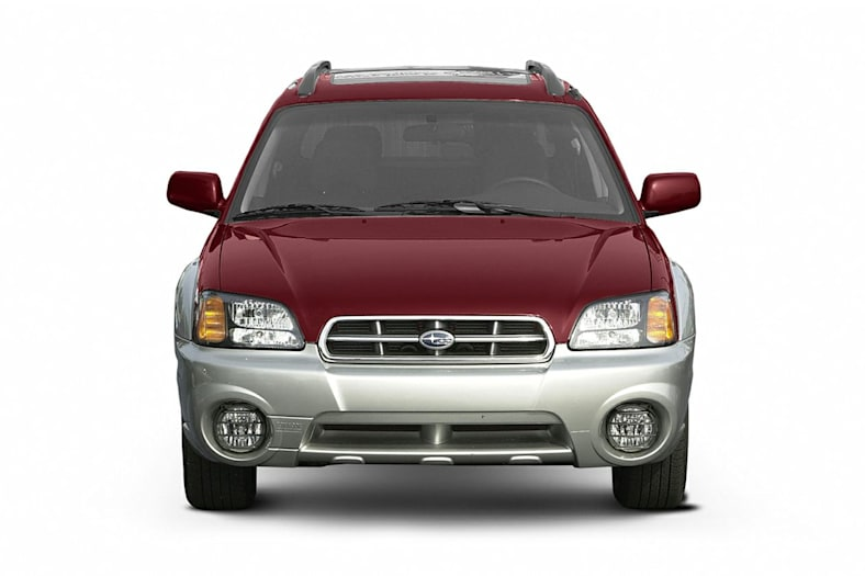 2004 Subaru Baja Exterior Photo