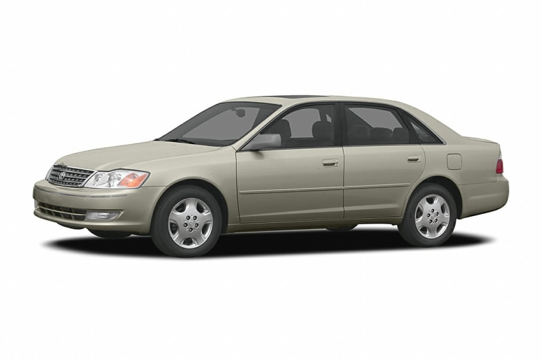 2004 Toyota Avalon Pictures