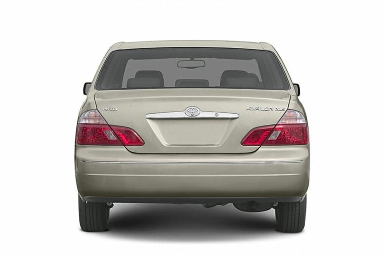 Toyota Avalon New Car Test Drive - 2004 avalon