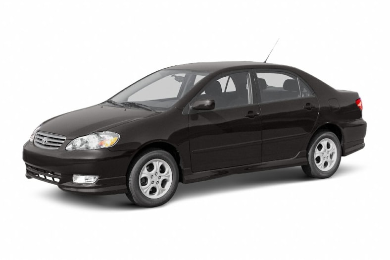 2004 toyota corolla information. Black Bedroom Furniture Sets. Home Design Ideas