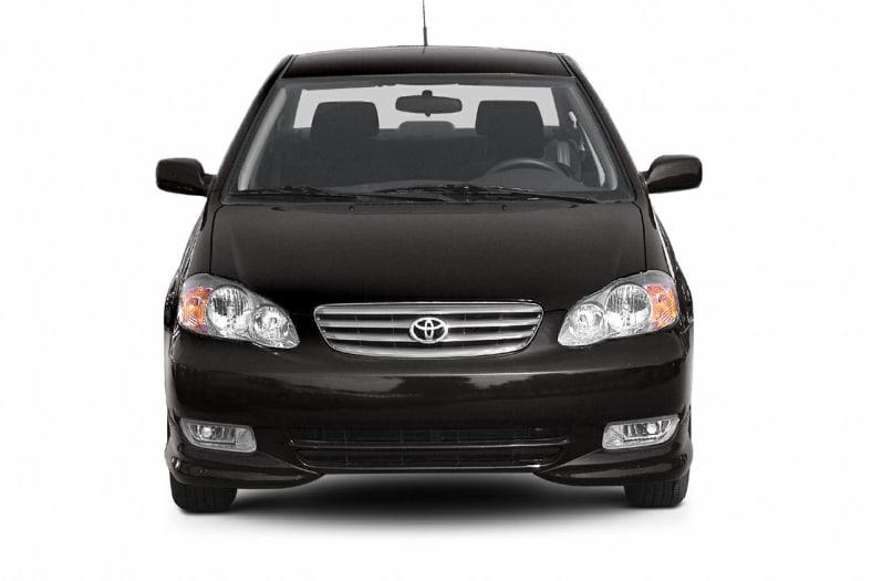 2004 Toyota Corolla Exterior Photo