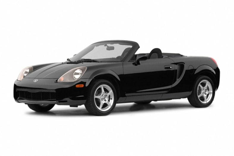 2004 MR2 Spyder