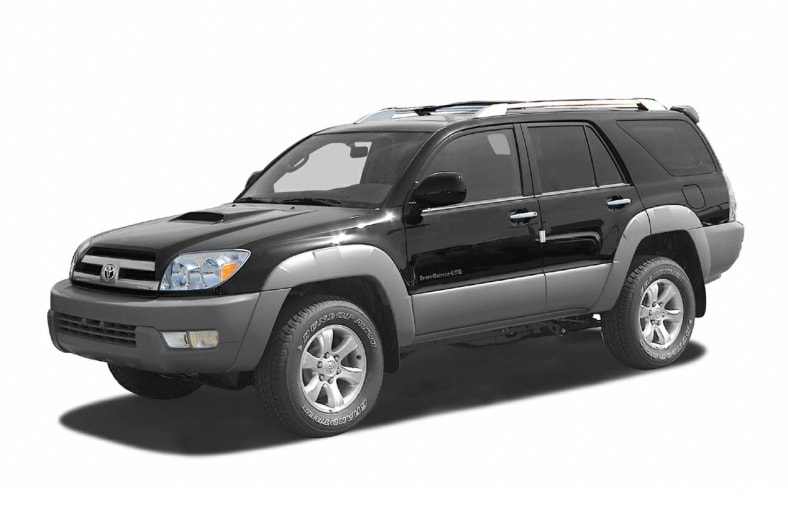 2004 toyota 4runner information. Black Bedroom Furniture Sets. Home Design Ideas