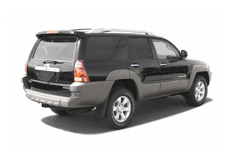2004 Toyota 4runner Specs And Prices