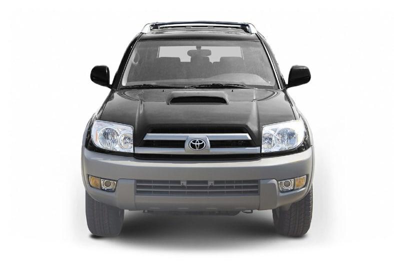 2004 Toyota 4Runner Exterior Photo