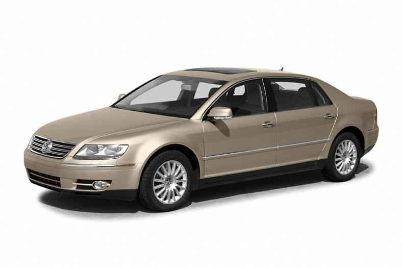 2004 Volkswagen Phaeton Exterior Photo