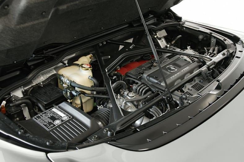 2005 Acura NSX-T Exterior Photo