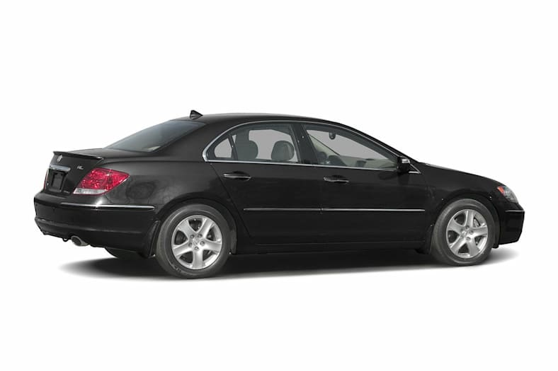 Acura RL Specs And Prices - 2005 acura rl maintenance schedule