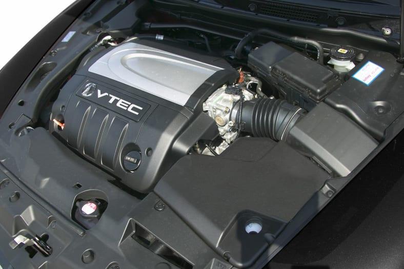 Acura RL Information - 2005 acura rl engine