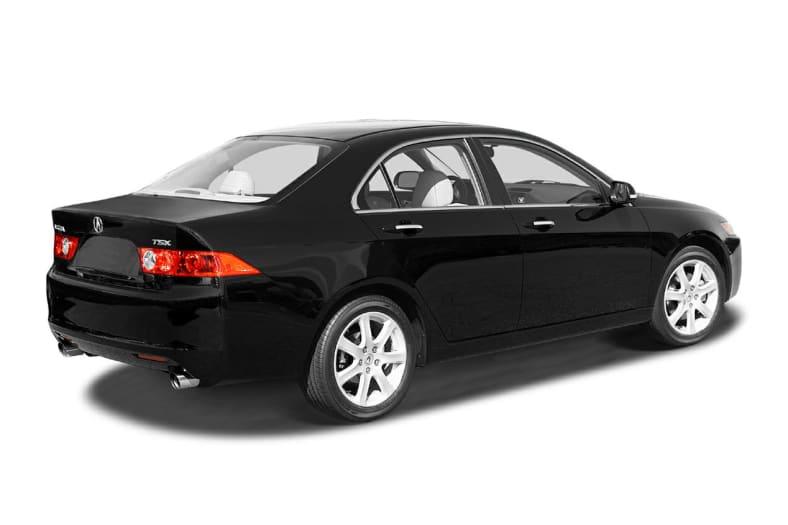 2005 Acura TSX Exterior Photo