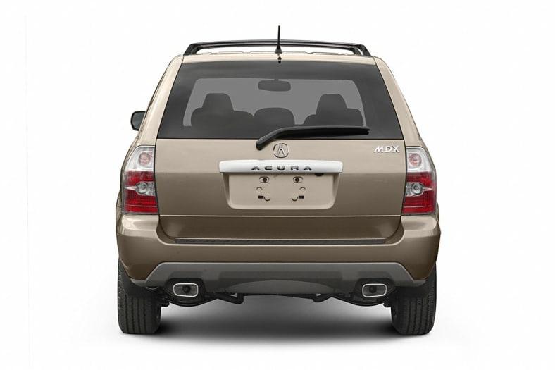 2005 Acura Mdx Information