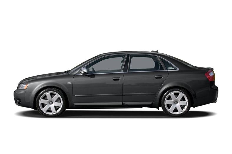 2005 Audi S4 Pictures