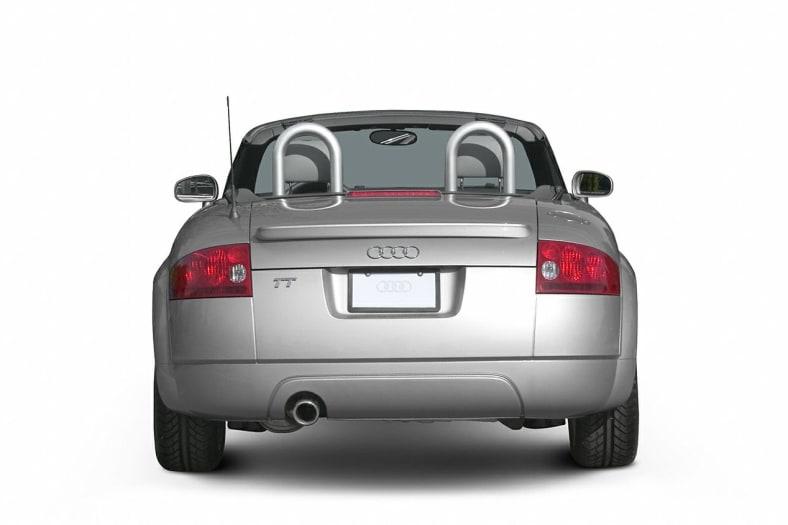 2005 Audi TT Exterior Photo