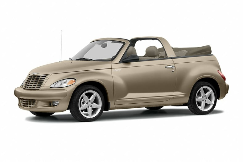 2005 chrysler pt cruiser information. Black Bedroom Furniture Sets. Home Design Ideas