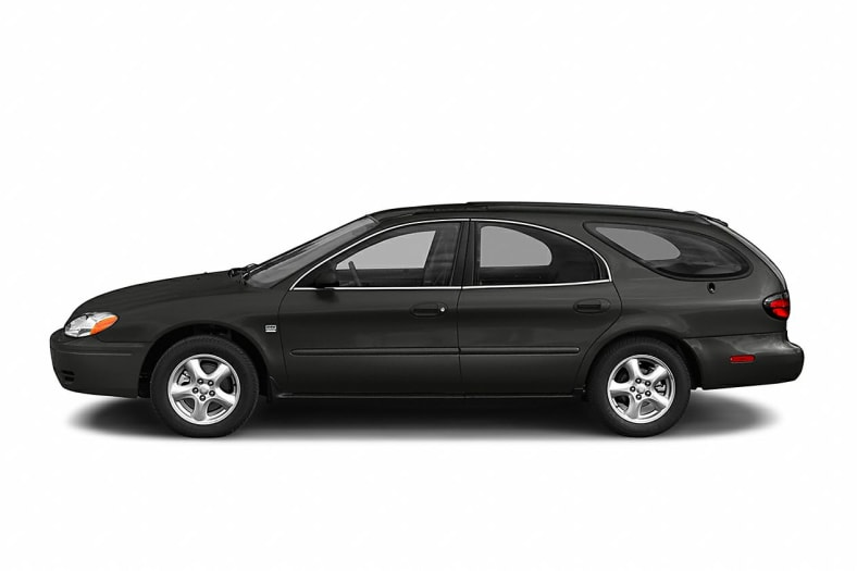 2005 Ford Taurus Exterior Photo