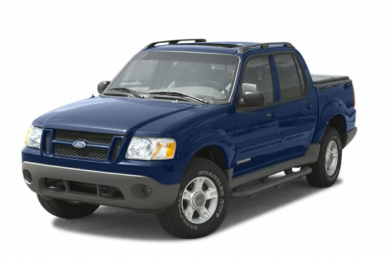 2005 Ford Explorer Sport Trac Information
