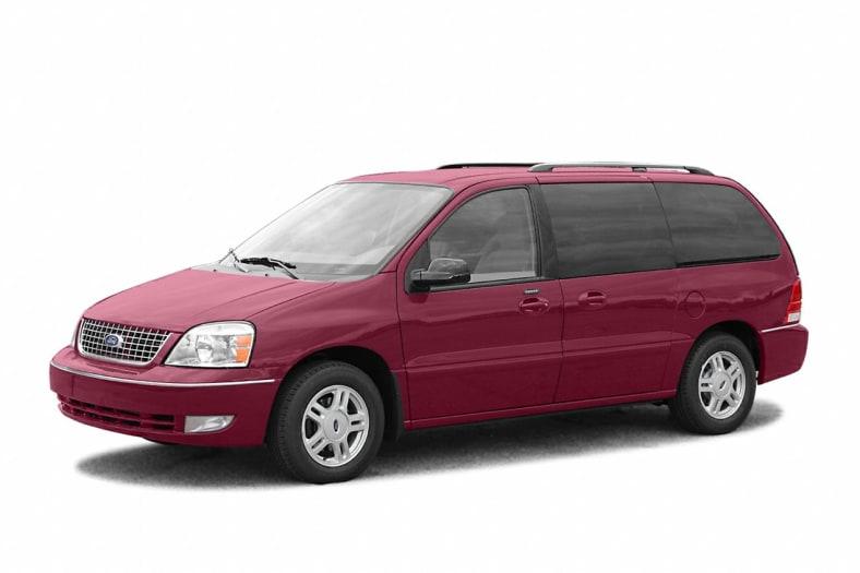 2005 Ford Freestar Information