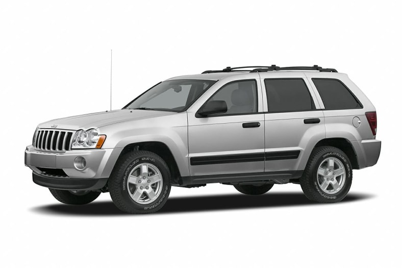 2005 Jeep Grand Cherokee Exterior Photo