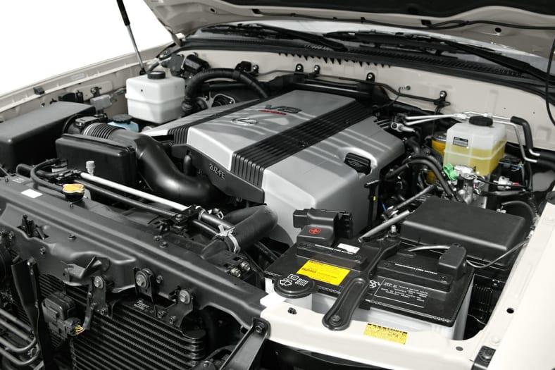 2005 Lexus LX 470 Exterior Photo