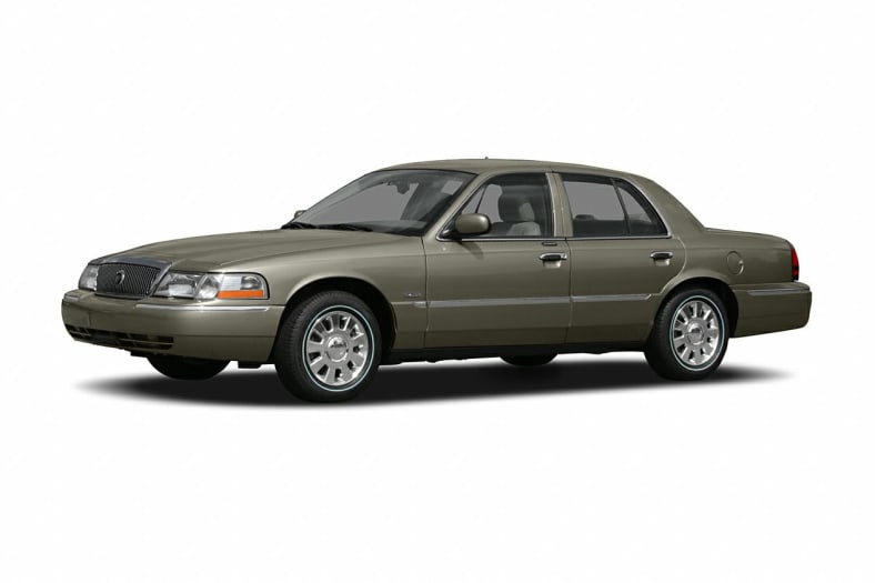 2005 Grand Marquis