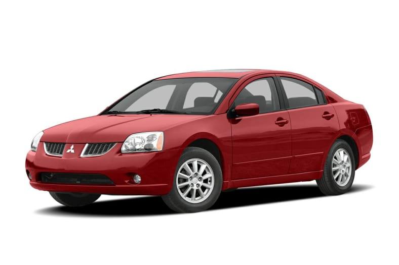 2005 Mitsubishi Galant Information