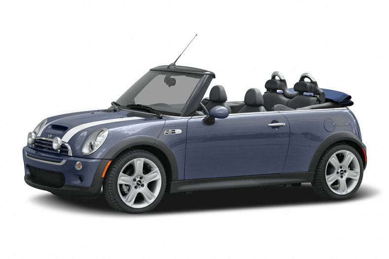 2005 mini cooper base 2dr convertible information. Black Bedroom Furniture Sets. Home Design Ideas