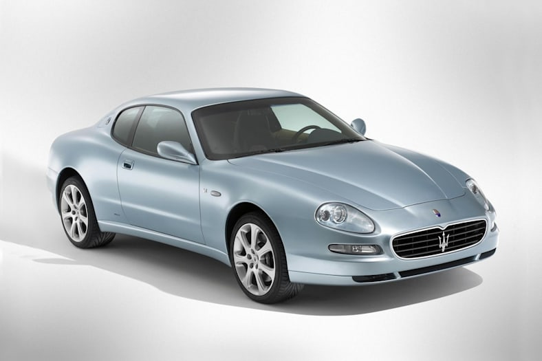 2005 Maserati Coupe Gt Null Information
